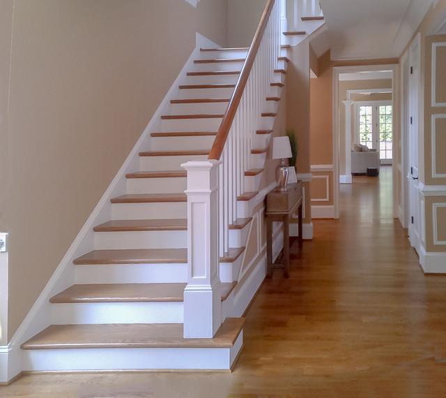 Craftsman Stairways Northern Virginia 20169 Craftsman