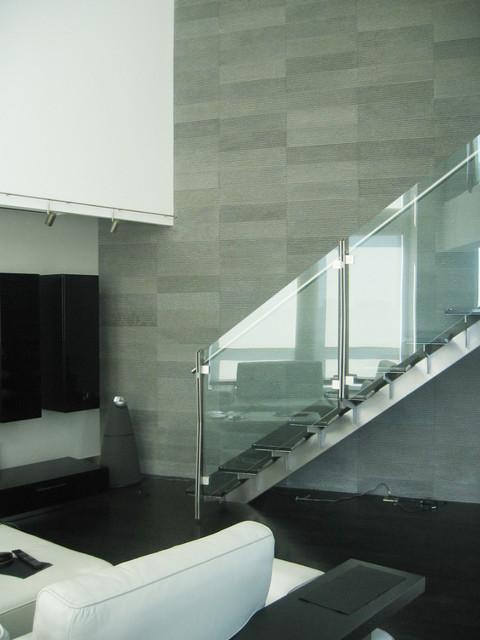 360 Newbury Street modern-staircase