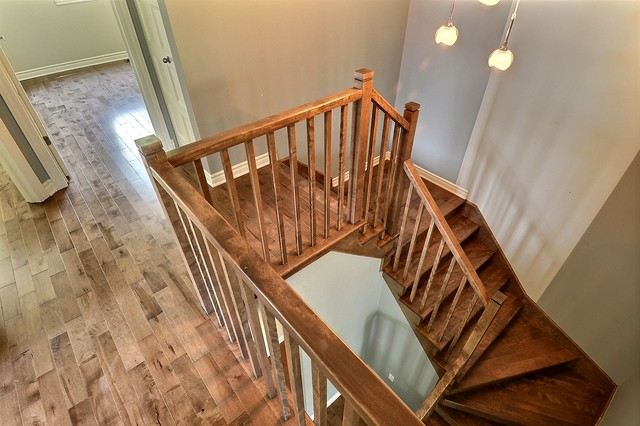 4933 Rue Rose-Marie contemporary-staircase