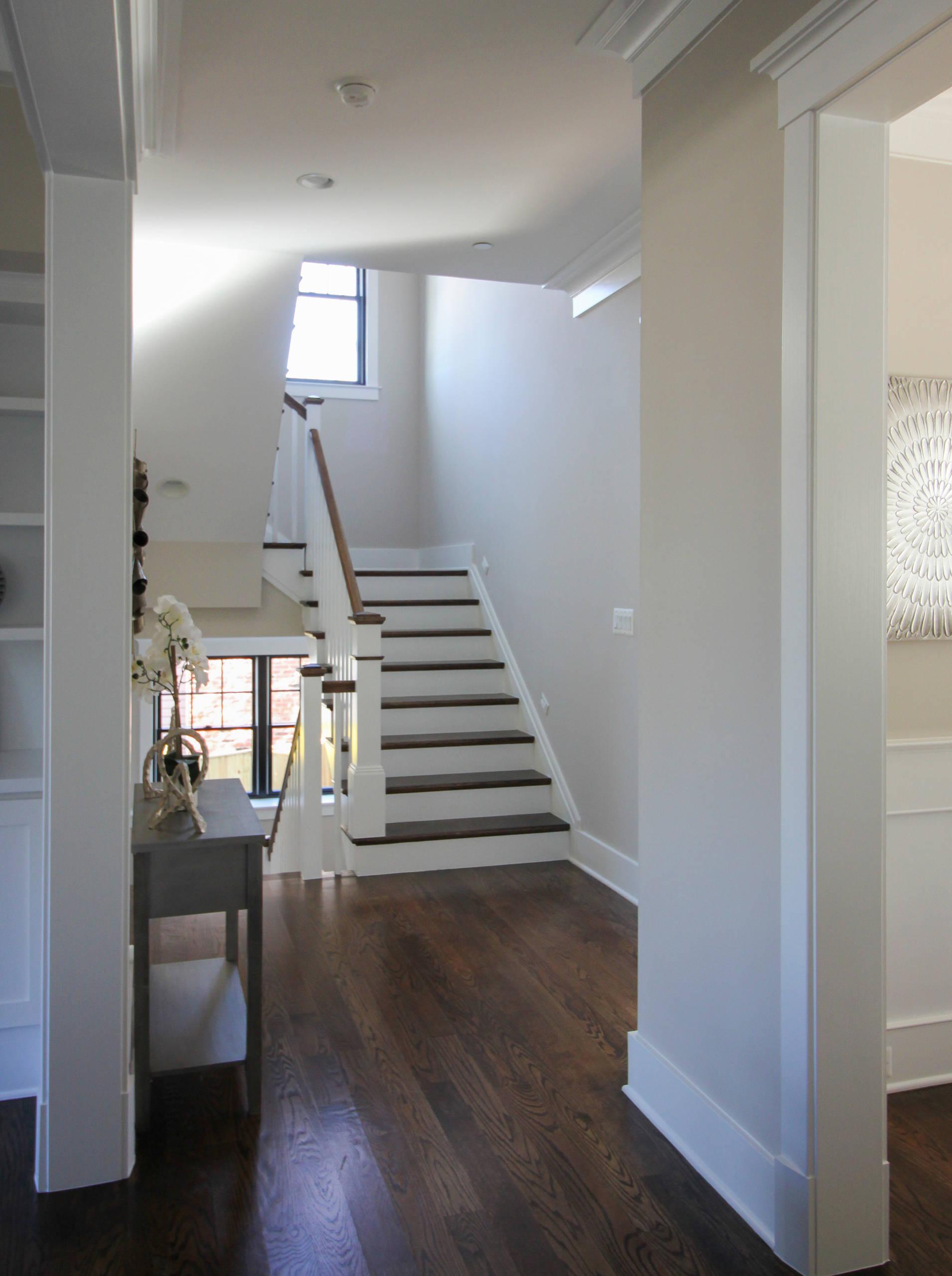 57_Modern & Comfortable Cupboard Under Basement Stairs, Bethesda MD 20817