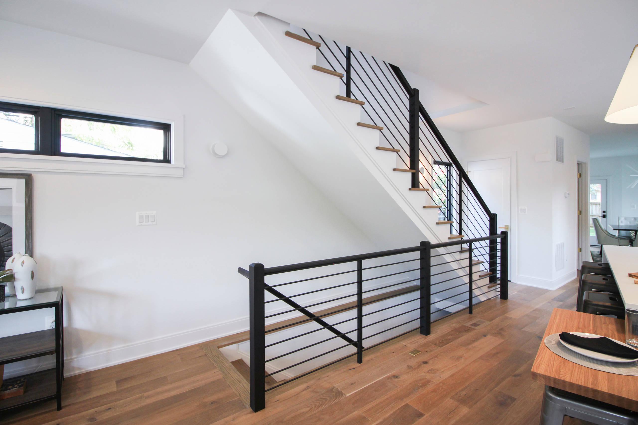 58 Creative Staircase For Timeless Home Arlington Va 22201 Modern Dc Metro By Century Stair Company Houzz