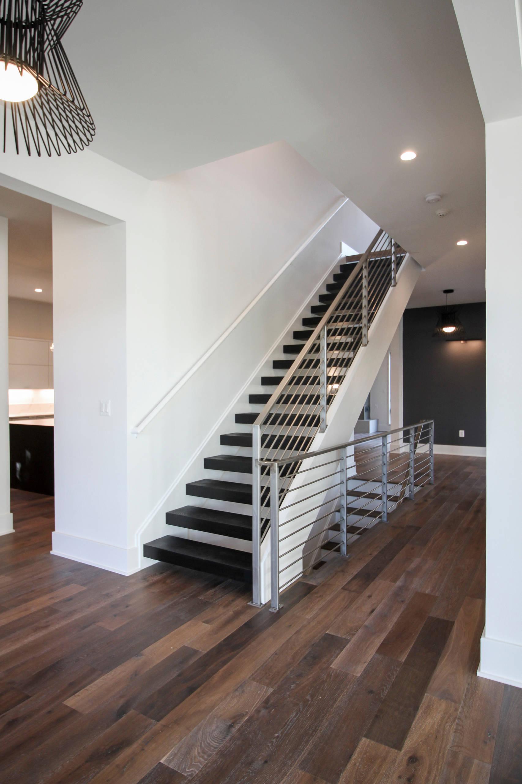 59_Dramatic Staircase/Focal Point in Ultramodern Home, Arlington VA 22207