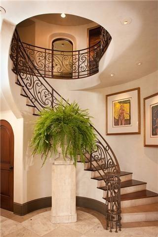 6281 Camino de la Costa - staircase mediterranean-staircase