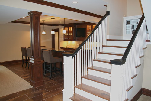 Captivating Beautiful Staircase! Are The Spindles Round Or Square?