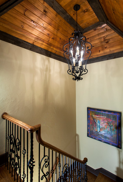 725 Hudson Place Traditional Staircase Charlotte
