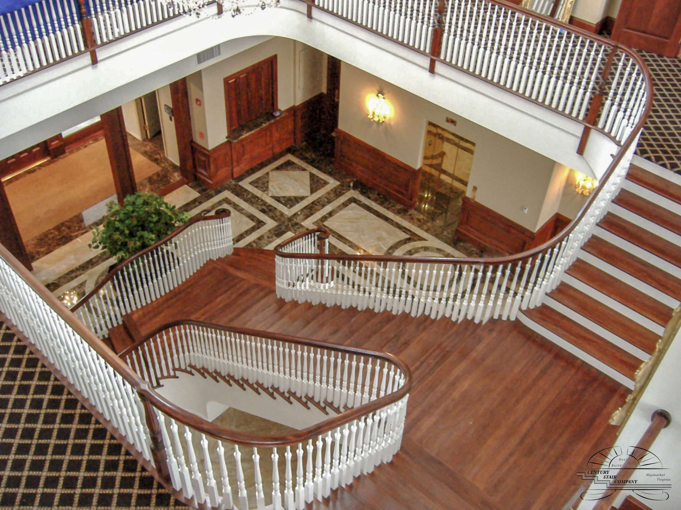 8_Grand Staircase in Lavishly Appointed Clubhouse, Westchester, NY 10510