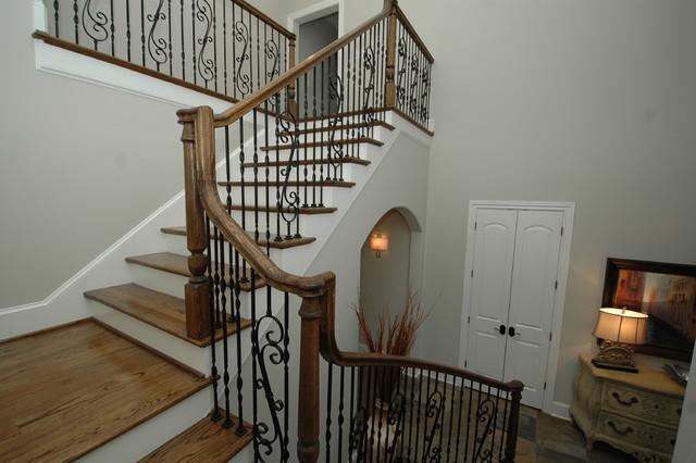 815 Hammock Lane traditional-staircase
