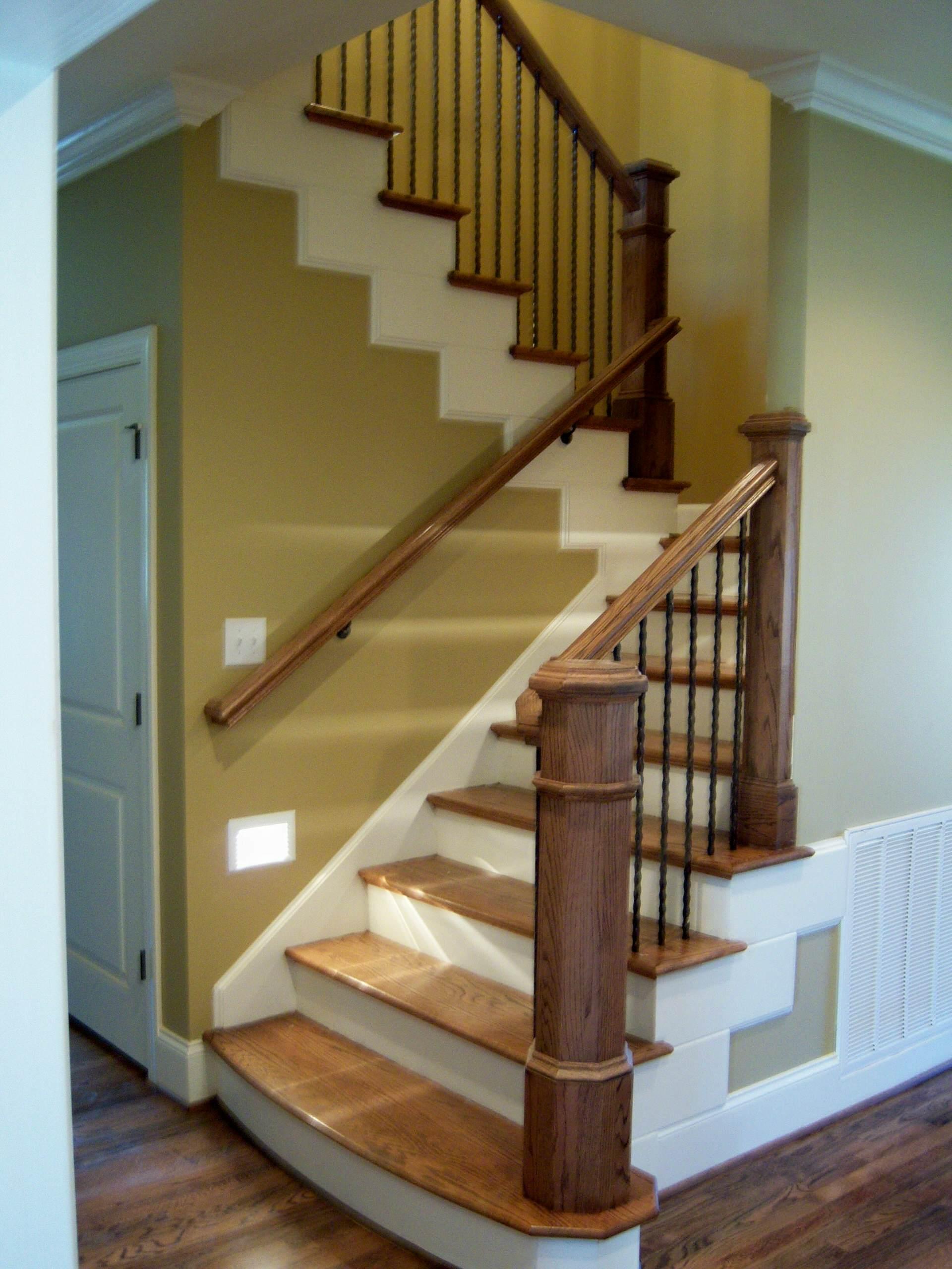 8x8 Tight Staircase