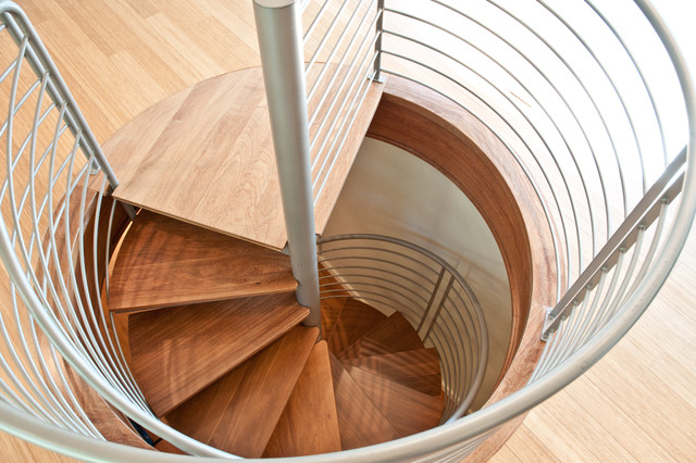 A Closer Look contemporary-staircase
