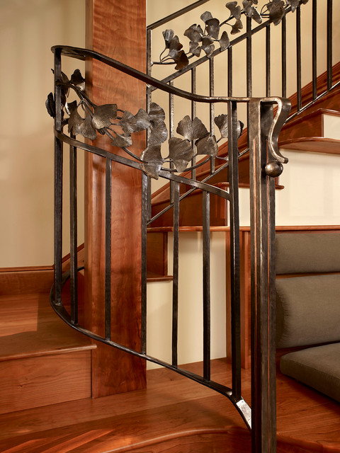 A Transformation in Stages traditional-staircase