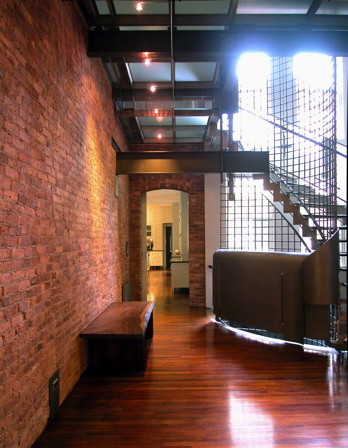 Abelow Sherman Architects LLC modern staircase