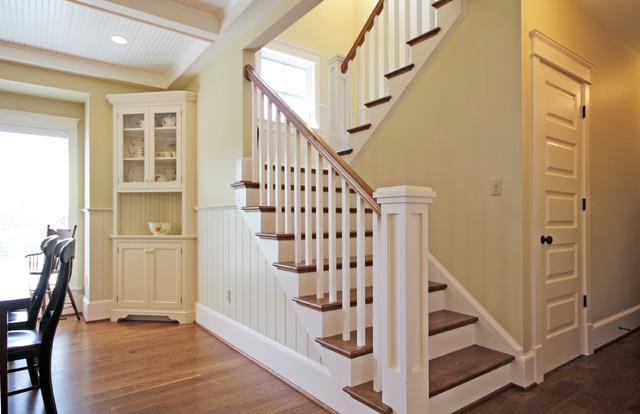 Afton Virginia Farmhouse Country Staircase