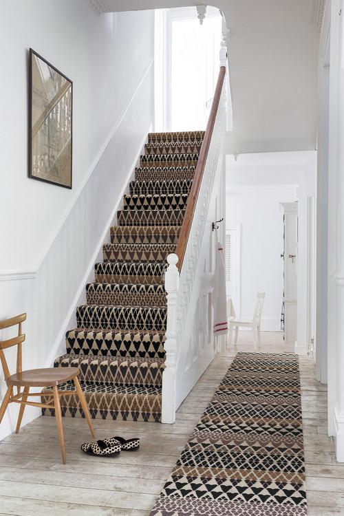 Alternative Flooring Quirky B Fair Isle Sutton Stair Carpet