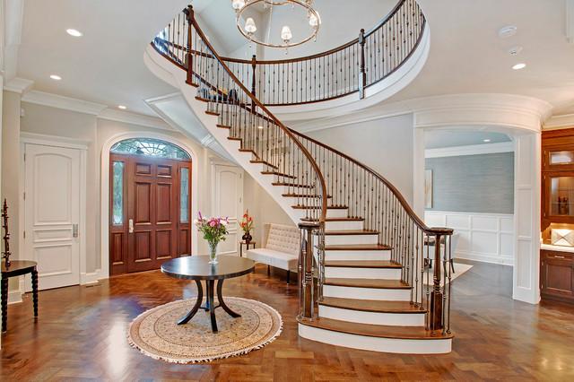 Foyer Luxury Uk : Amazing staircases