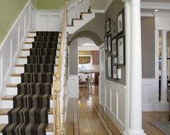 Amoroso Design contemporary-staircase