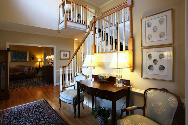 An assortment of recent houses I've photographed traditional-staircase