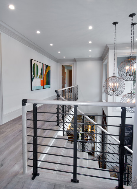 Anna Maria In Naples Fl Contemporary Staircase Tampa By Marc Michaels Interior Design