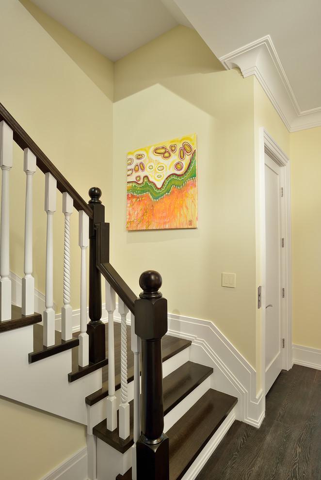 Trendy staircase photo in Toronto