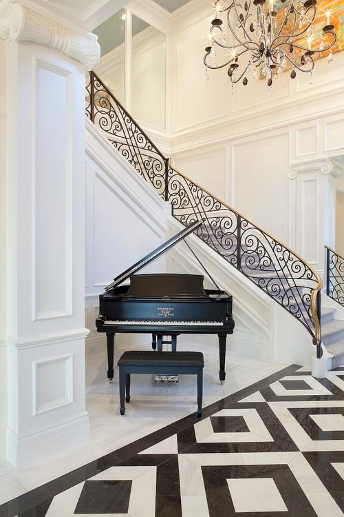 Donna's Blog: Design Decisions: stair railing design | Photographers ibi designs