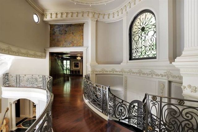 Arrowood Cr. traditional-staircase
