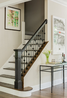 Art House - Traditional - Staircase - Boston