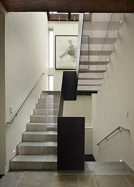 Art House Stair modern-staircase