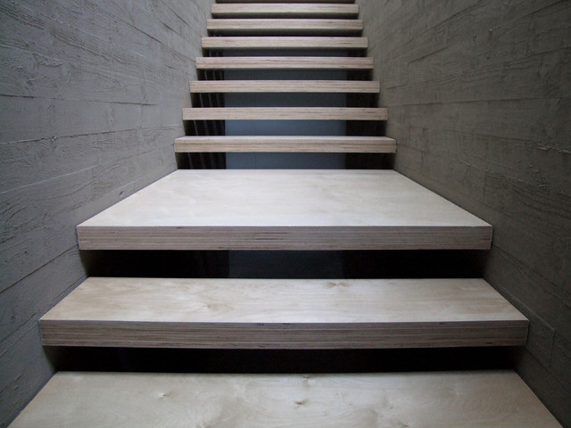 Artist studio contemporary staircase london by for Nicholas lee architect