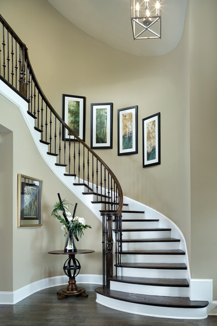 Asheville 1219 Traditional Staircase Tampa By