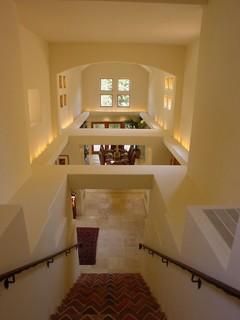 Ashford Associates mediterranean staircase