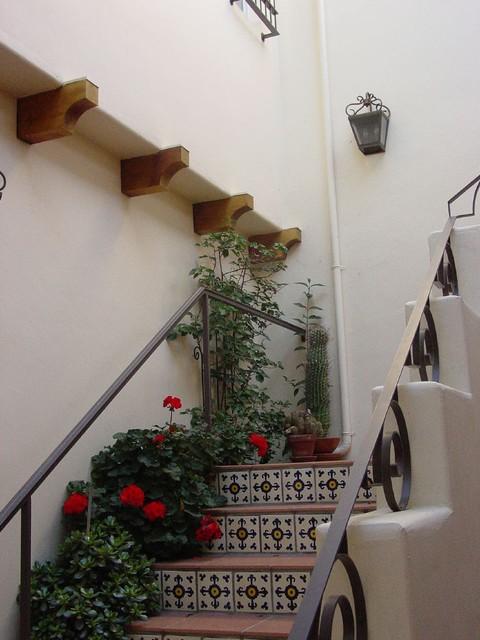Ashford Associates mediterranean-staircase