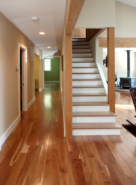 Award-winning Richmond traditional-staircase