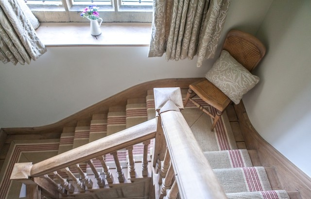 Country Staircase Photo In Kent