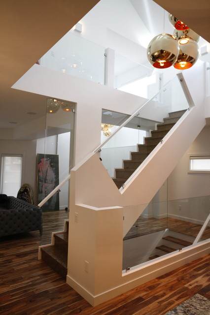 Bankview 3 contemporary-staircase