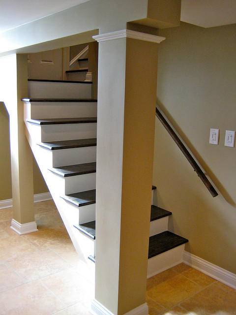 basement remodeling traditional staircase other by a 1 pam