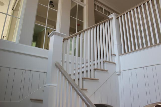 Beach House Stairs staircase