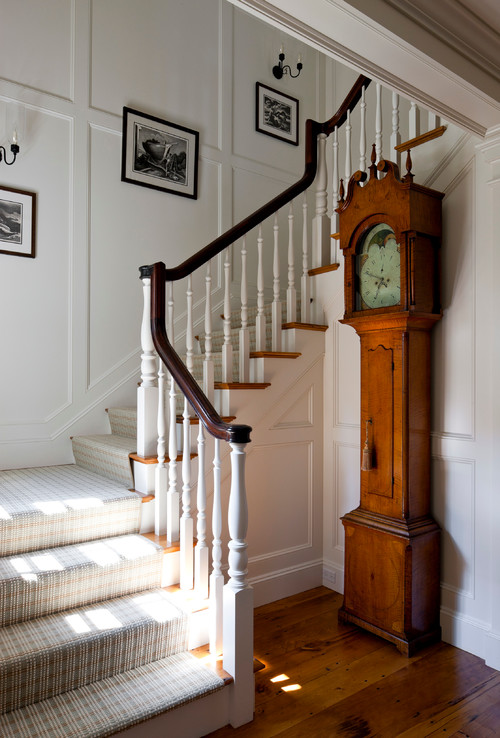 9 Stairway Ideas To Love Or Not Town Amp Country Living