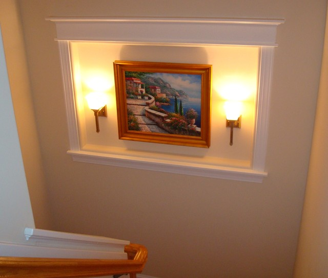 Beaman Home Art traditional-staircase