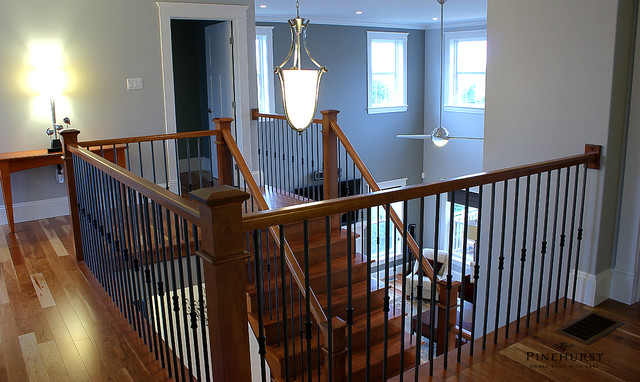 Bedford traditional-staircase
