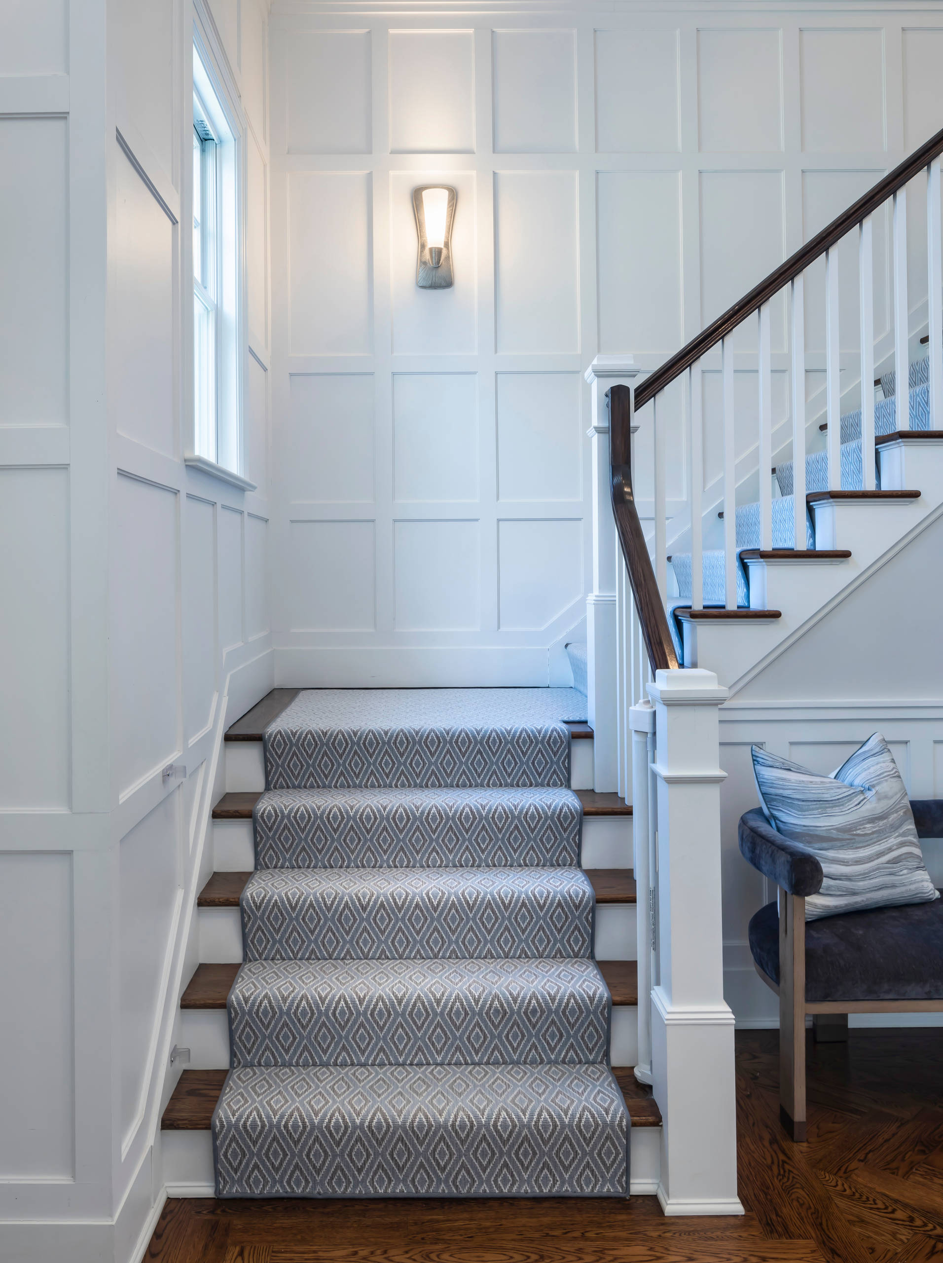 Renovation Before And After Staircase Ideas Photos Houzz