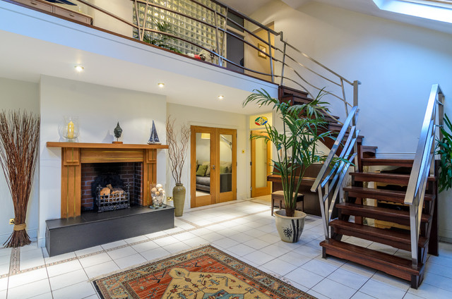Belfast Homes For Sale Eclectic Staircase By Gary