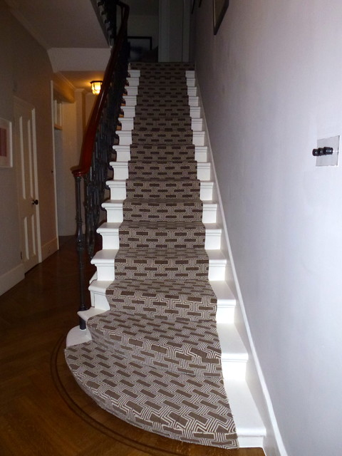 Traditional Staircases 2 Story House on Townhouse Staircase Designs