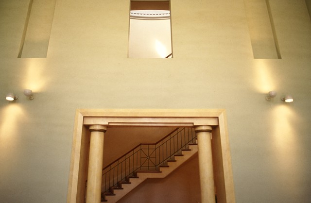 Bellevue Hill House traditional-staircase