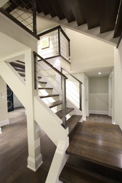 Best Builders ltd contemporary-staircase