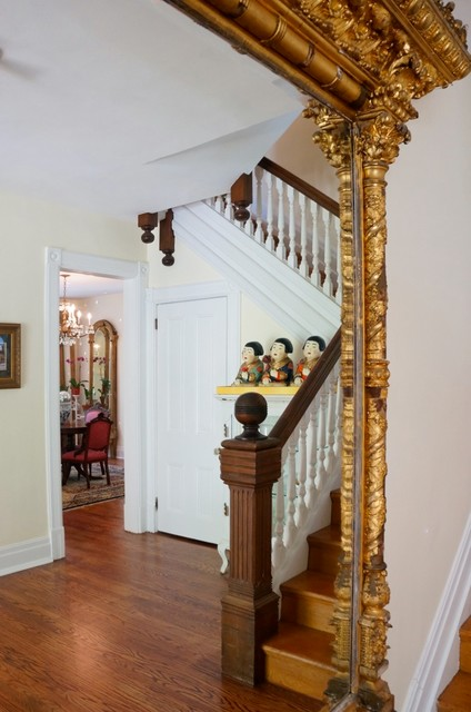 Best Craigslist Story Ever Traditional Staircase