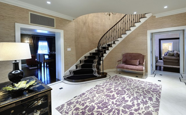 beverly hills flats contemporary staircase los angeles by