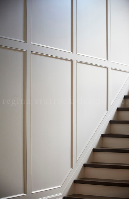 Beyond The Blue Print Transitional Staircase Toronto