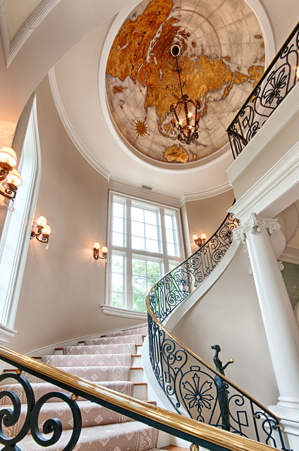 Biltmore Forest staircase