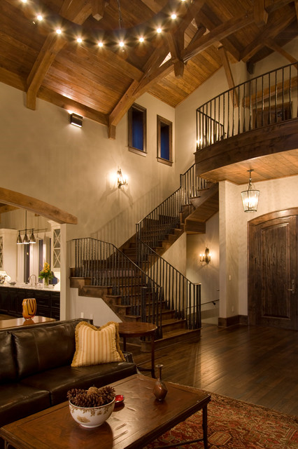 Biltmore Park eclectic-staircase