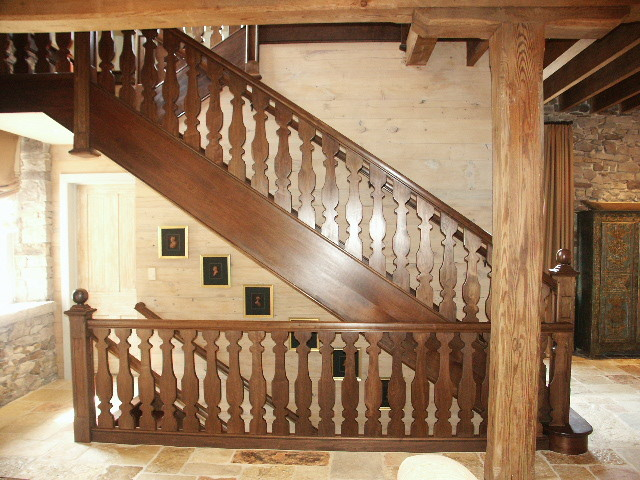 Blackburn eclectic-staircase