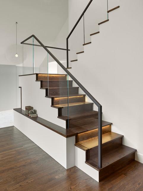 Blackhawk Contemporary Staircase San Francisco By